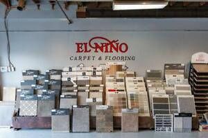 Carpet Remnants, Underpad, Laminate and Hardwood - Unbelievable Prices!