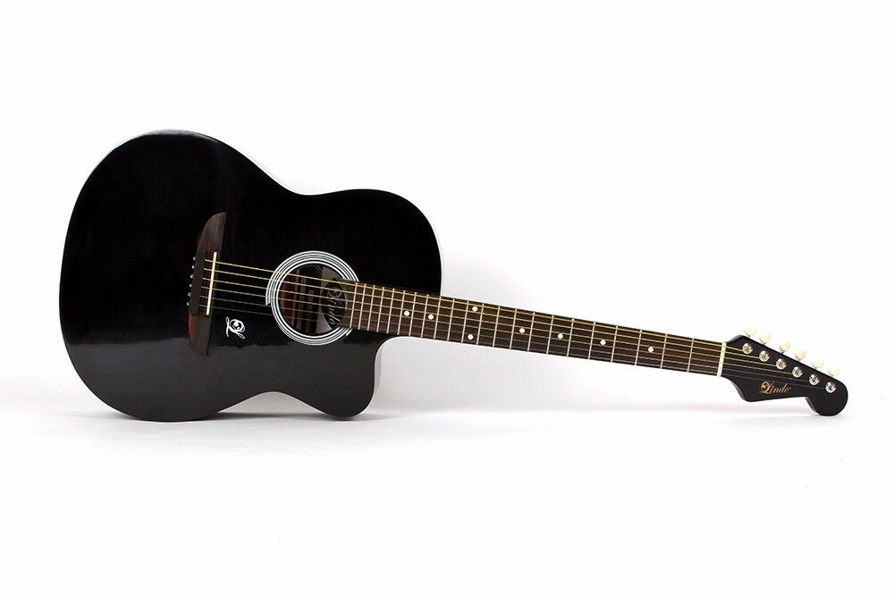 Brand New Lindo Guitar in Black Colour