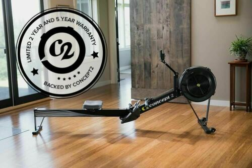NEW Concept2 Model D Indoor Rowing Machine w/ PM5 Performance Monitor 🔥