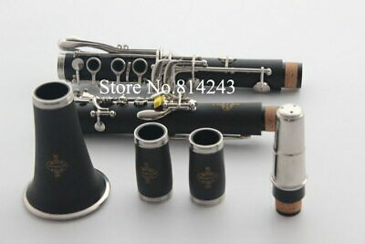 Buffet B12 B16 B18 Bb Clarinet 17 Keys Crampon & Cie A PARIS Clarinet With (Buffet Crampon & Cie A Paris Clarinet B12)