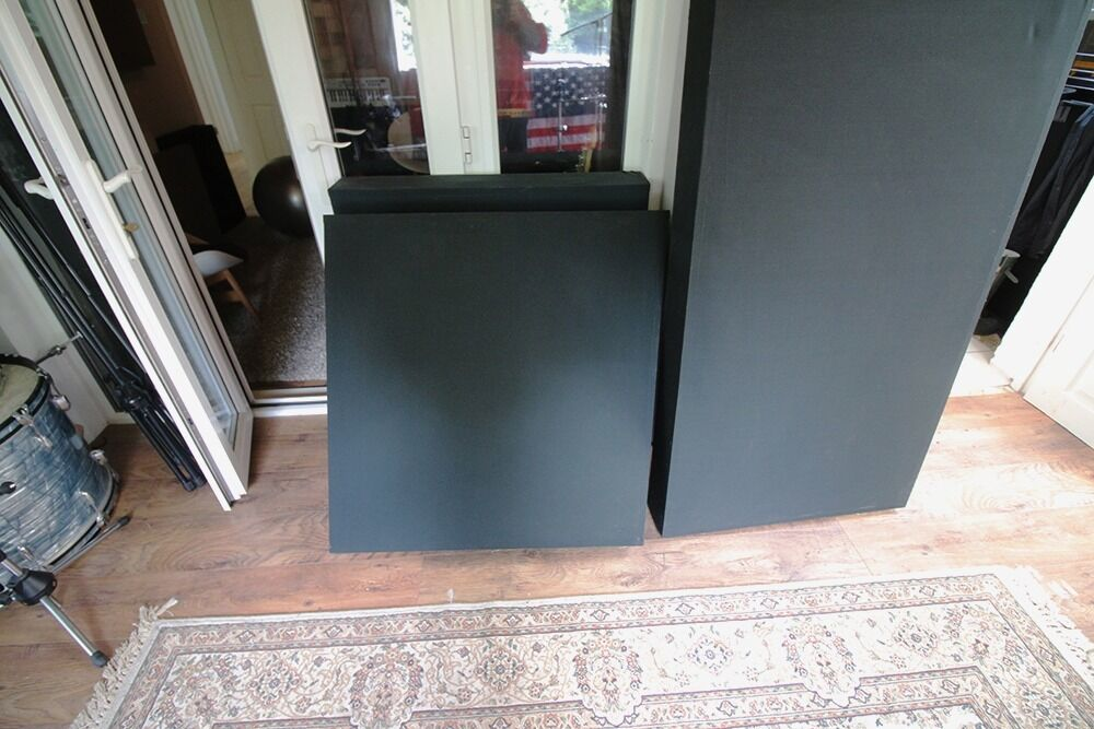 studio acoustic panels gobos in gloucestershire gumtree