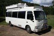 Toyota Coaster Motorhome with all the creature comforts. Pomona Noosa Area Preview