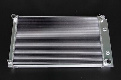 3 ROWS ALL ALUMINUM RADIATOR FIT 73 80 Chevy C10 C30 C20 Pickups 28 Core