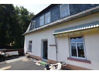 Large Freehold Home in Saxony Germany With DBL Garage, Office and Shop.The Ideal Overseas Investment