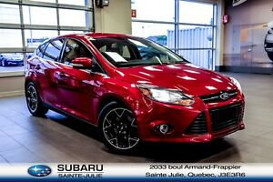 2012 Ford Focus Titanium, Subaru Sainte-Julie