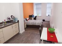 Luxury Student Studio Accommodation in Nottingham City Centre - Book Now for 2016/17
