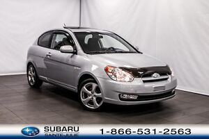 2010 Hyundai Accent GL SPORT TOIT MAGS A/C *** ONLY 41$/WEEK ALL