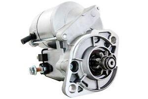Kubota Tractor Starter 028000-3361 15221-63017 L175 L185 L225 L235 L245