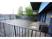 YARD FOR CAR/VEHICLE STORAGE Secure Yard Space Maximum 4 Cars 7/24Hour Access in Glasgow Southside,