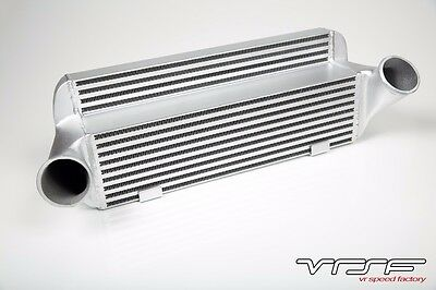 "VRSF 5"" Stepped FMIC Intercooler W/ Lower CP 07-12 BMW 135i / 335i N54 & N55"