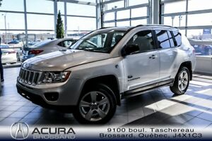 2011 Jeep Compass Limited Winter tires included!