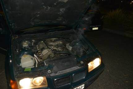 BMW 318i Fan or Coolant Needs Replacing. That's It! Hamlyn Terrace Wyong Area Preview