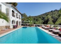 Luxury Spanish Villa for Rent Winter Only