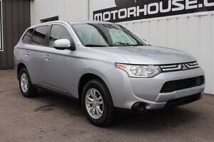 2014 Mitsubishi Outlander ES NO ACCIDENTS! 4x4!