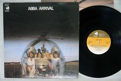 ABBA ARRIVAL DISCOMATE DSP-5102 JAPAN VINYL LP