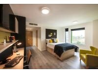 STUDENT ROOMS TO RENT IN LONDON.STUDIO WITH PRIVATE BATHROOM, STUDY SPACE AND WARDROBE