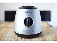 Philips HR2000 Silver Blender engine with 1.5 Litre Jar - 400 Watt - used.