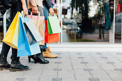 Shopping ohne Wühltische und Gedrängel macht so viel mehr Spaß! (© Thinkstock via The Digitale)