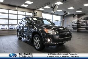 2009 Toyota RAV4 LIMITED V6 FWD *** ONLY 84$ / WEEK ALL INCLUDED