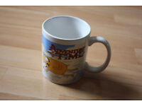 Adventure Time Mug (comics also available...)