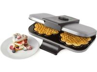 Andrew James Double Waffle Maker