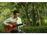 BRAZILIAN GUITAR LESSONS - Luiz Morais