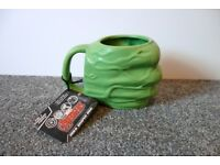 Marvel Avengers Hulk novelty mug - NEW