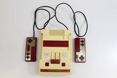 Original Nintendo Famicom Console Only FC Japan Import US Seller FK039 C