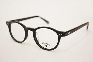 converse z002 uf universal fit eyeglasses frame shiny black oval unisex