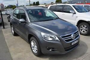 2011 Volkswagen Tiguan Trendline Wagon Warragul Baw Baw Area Preview