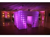 PHOTO BOOTH HIRE - Only require £50 deposit to book!