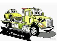 CAR BREAKDOWN RECOVERY SERVICES FROM £30