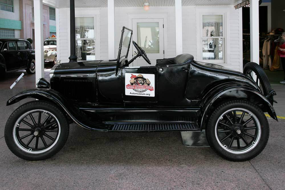 Ford T Roadster in der Harrah Collection, Reno in Nevada