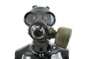 ABC Schutzmaske Gasmaske NATO inkl. Filter (NEU & OVP), Gr. M
