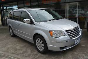 2009 Chrysler Grand Voyager Limted Diesel Wagon Warragul Baw Baw Area Preview