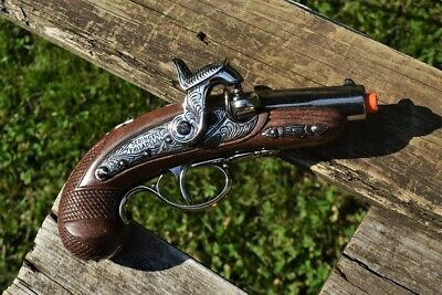 1862 Baby Philadelphia Derringer - Civil War Lincoln Assassination Denix Replica