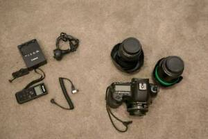 Canon 5D Mk iii with 3 Lenses & accessories - Low shutter count