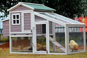 X-LARGE Sophie Chicken Coop with Run, Hen House, Rabbit Hutch Dandenong South Greater Dandenong Preview
