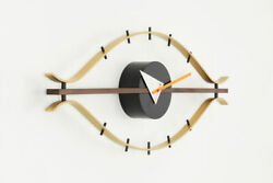 Eye Clock  George Nelson by Vitra Authentic Item Authorized Dealer