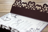 2Twisted Design Studio - Custom Wedding Invitations & Stationery