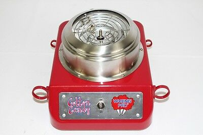 Waring Pro Cotton Candy Maker Bottom Base - Red Cc150