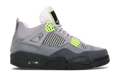 Nike Air Jordan 4 Retro SE '95 Neon UK 7.5