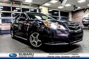 2010 Subaru Legacy 2.5i CVT SPORT AWD *** ONLY 63$ / WEEK ALL IN
