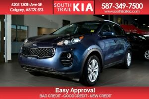 2019 Kia Sportage LX AWD, HEATED SEATS, BLUETOOTH, BACK UP CAMER