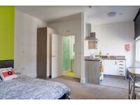 Student Studio Accommodation in Nottingham
