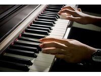 Experienced Musicians (Piano & Guitar) Wanted £20 Per Hour - Jazz, Soul, Funk & Latin Jazz