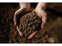 Screened Top Soil 10mm £15 per Ton