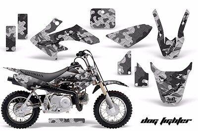 Dirt Bike Decal Graphic Kit MX Sticker Wrap For Honda CRF50 2014-2018 DOGFT K