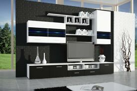HUGE SALE! LIVING ROOM SET LYON, TV UNIT, DISPLAY UNITS, OPTIONAL RGB!! DELIVERY AVAILABLE!