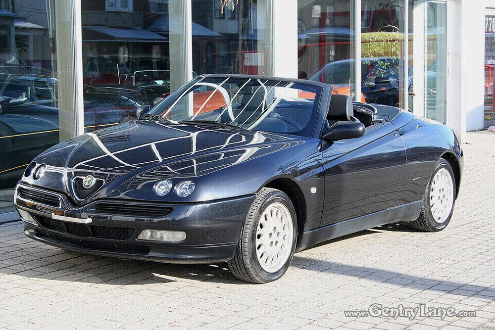 1996 Alfa Romeo Spider Convertible 1996 Alfa Romeo Spider Convertible